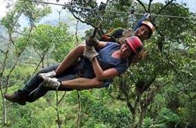 canopy Mindo