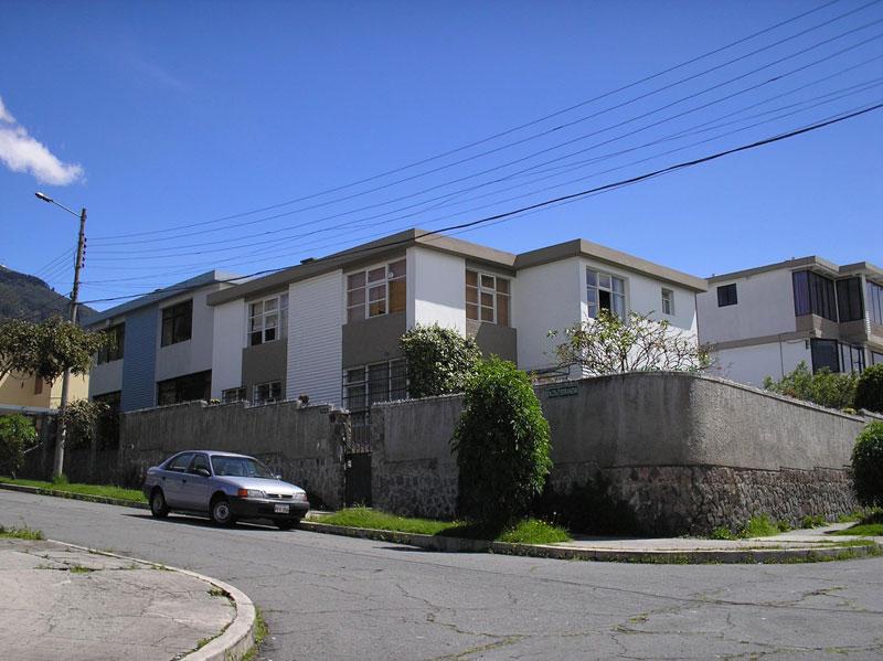 House of the Terracentro Spanish School