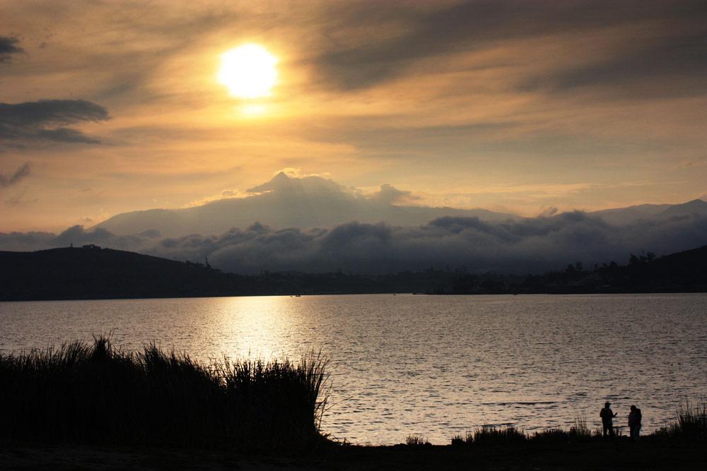 Lago San Pablo - Otavalo