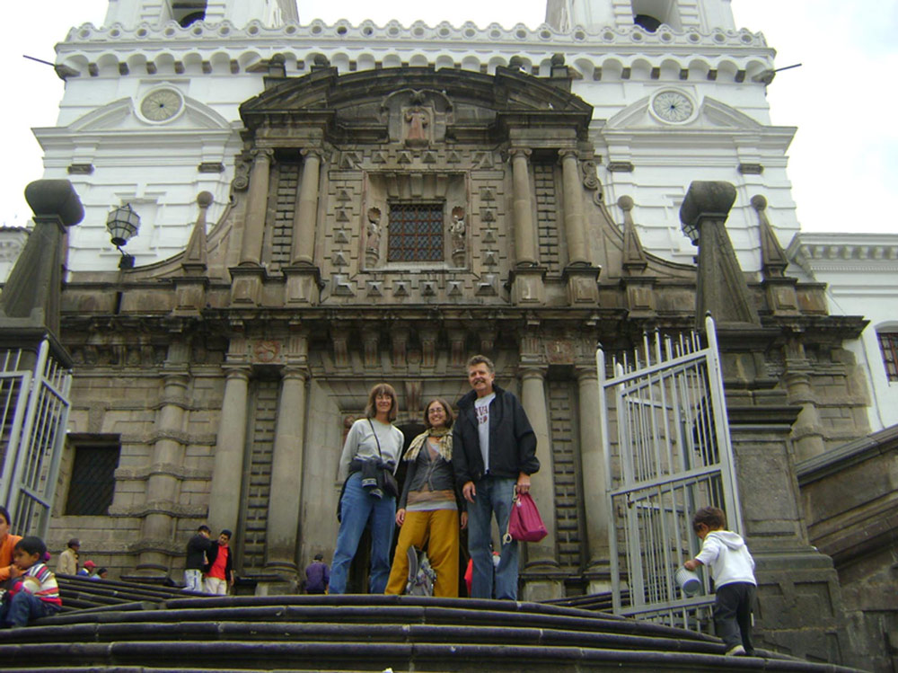 City Tour in the historic Center of Quito