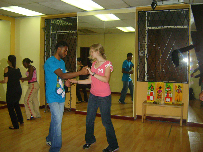 Salsa Dance School in Quito