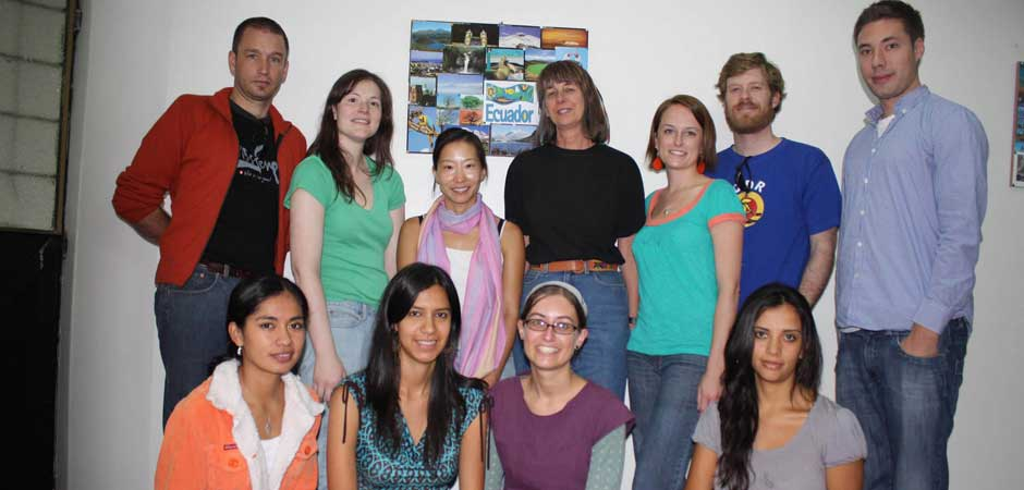 Spanish classes in United States