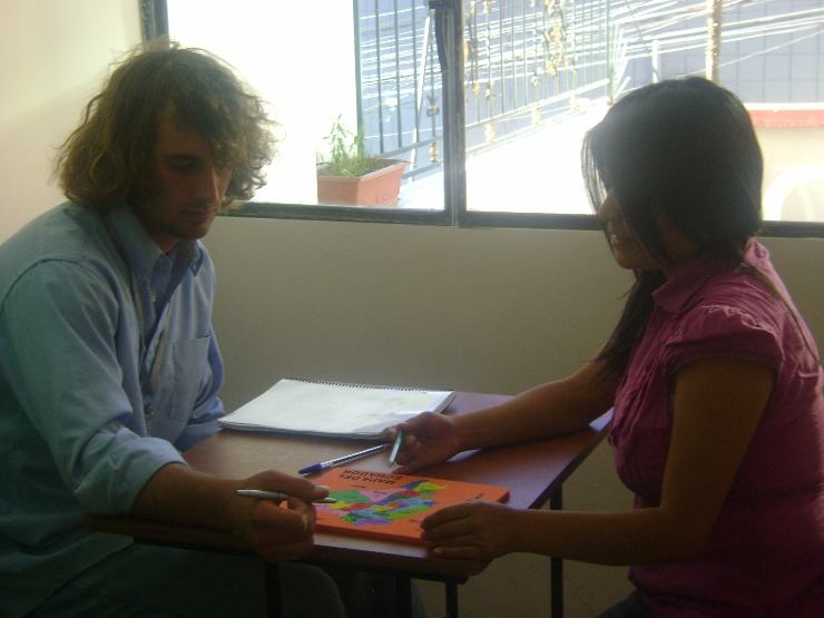Pronunciation and speaking are ver important in our classes