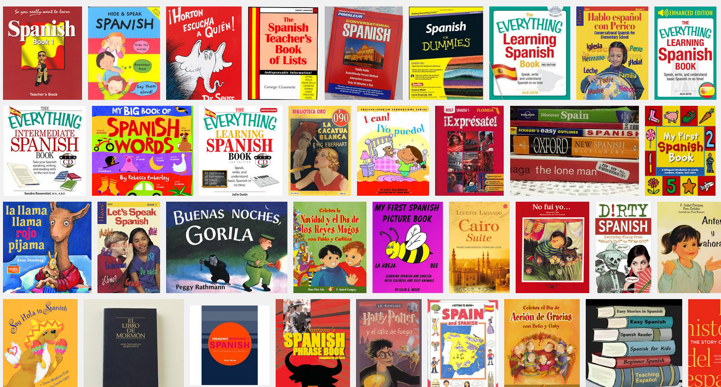 How to read books in a foreign language
