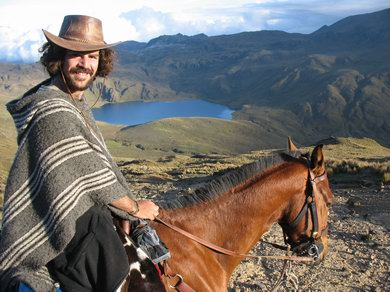 Horse Riding Quilotoa